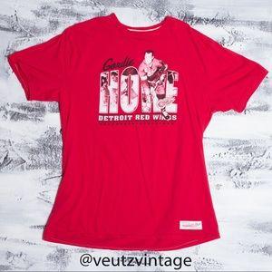 Gordie Howe Mitchell & Ness T-Shirt Men's XL